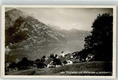 10600357 - Obstalden Walensee Leistkamm