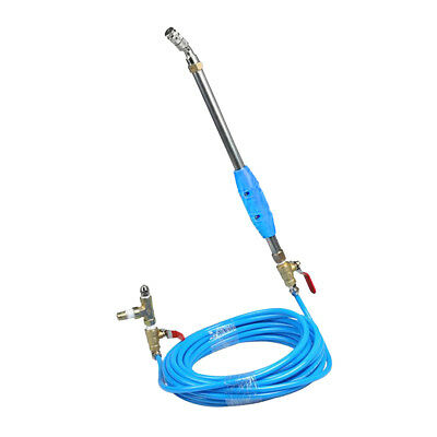 Garden High Pressure Power Washer Spray Nozzle Hose Wand Car Washing Clean