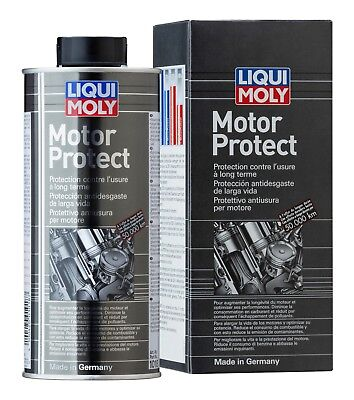 Liqui Moly Motor Protect Additive 500ml 1018 with free air freshener