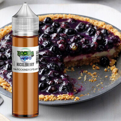 ROCKINDROPS Huckleberry Food Flavor Flavoring Concentrate TFA 10ml 30ml 50ml