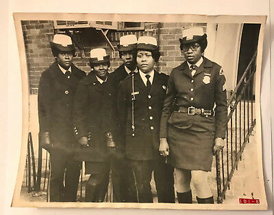 Philadelphia PA 1960's Pipes Detective Agency Security Patrol Photograph 8x10