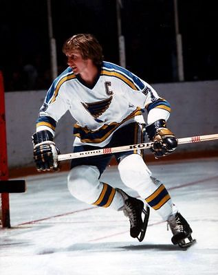 Garry Unger St Louis Blues 8x10 Photo
