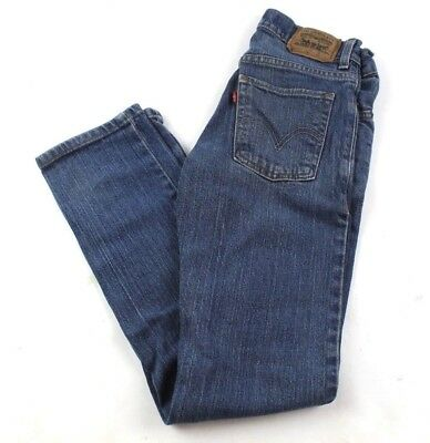 Boys Super Skinny Levi Denim Jeans 510 14 Regular 27W 27L
