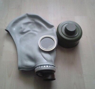 Evirstar GP-5 Russian Civil Gas Mask NBC NIB Surplus Medium Or Large