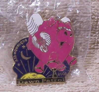 2006 Dawn Patrol Albuquerque Balloon Pin