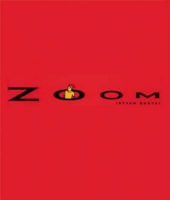 Zoom (Viking Kestrel picture books) by Banyai, Istvan Hardback Book The Cheap