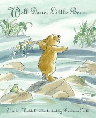 Well Done, Little Bear by Waddell, Martin Hardback Book The Cheap Fast Free Post