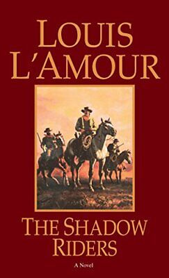 Shadow Riders by L'Amour, Louis Paperback Book The Cheap Fast Free Post