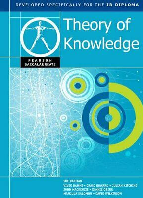 Pearson Baccalaureate: Theory of Knowledge for the ... by Bastian, Sue Paperback