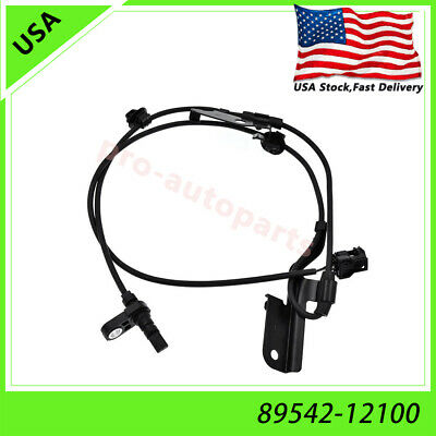 89542-12100 Front Right ABS Speed Sensor For 2009-2013 Toyota Corolla 1.8L 2ZRFE