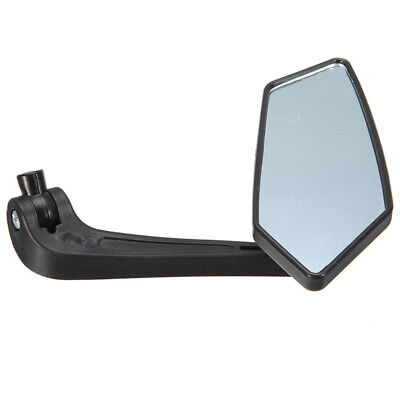 2Pcs Pentagonal Thick Handle Electric Rearview Mirror Universal With 4screws GK1