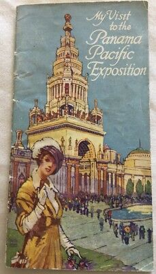 RARE 1915 Panama-Pacific Expo GREAT WHITE FROST REFRIGERATOR CO. Brochure
