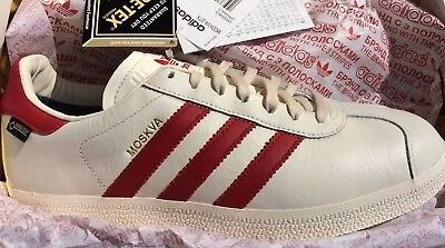 the latest d9395 f0659 Adidas Moskva Moscow Gazelle Gtx ...new+ Tagged In Og. Box 9 10