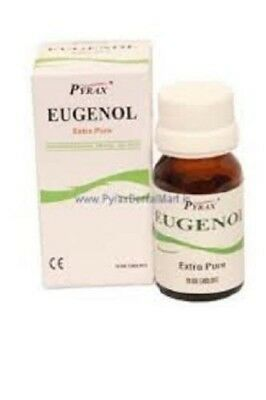 Pyrax Eugenol Extra Pure 15 ml Bottle  Free Shipping