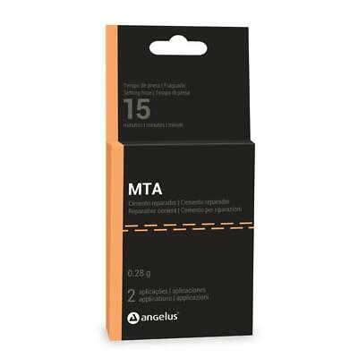 MTA (Mineral trioxide aggregate) Angelus Dental material