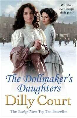 The Dollmaker's Daughters by Court, Dilly Book The Cheap Fast Free Post