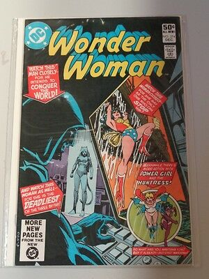 Wonder Woman #274 Dc Comics December 1980