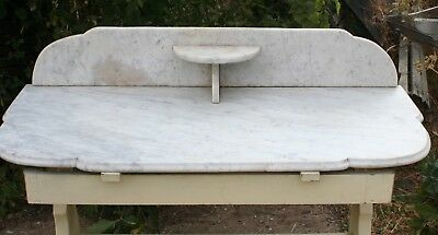 Victorian Duchess Washstand Marble Top