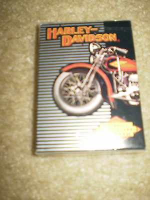 Nip Harley-Davidson Historical Photos 1903-50 Playing Cards