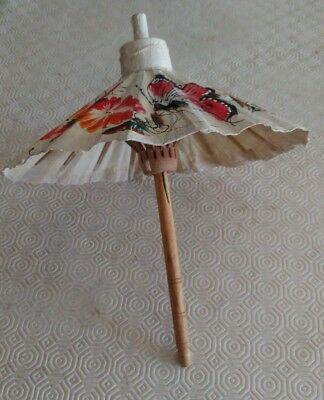 Small Thai Style Art Oil Paper Umbrella /Parasol Decoration Waterproof hand-made