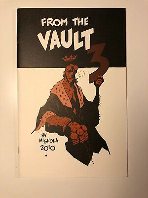 Mignola Sketchbook From The Vault 3