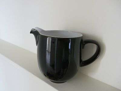 Tableware superb Denby Jet Jug. Milk, custard etc. RRP £43.50