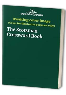 The Scotsman Crossword Book Paperback Book The Cheap Fast Free Post