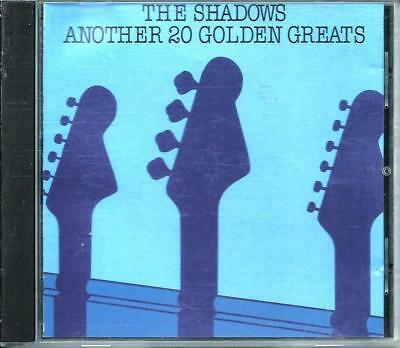 Shadows,The *Another 20 Golden Greats* 1996 Compilation Cd Like New