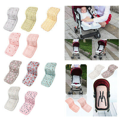 Baby Childs Infant-buggy Stroller Pushchair Seat Soft Liner Cushion Mat Pad