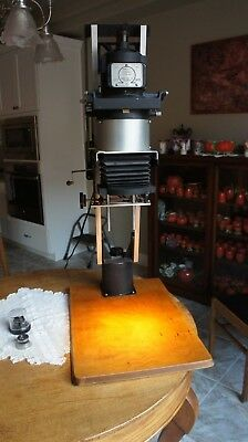 Omega Type D II Photographic Photo Darkroom Black and White Enlarger