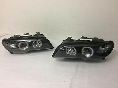 E46 2Door Coupe Right and Left Headlights