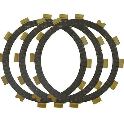 3PCS Plates/Set Clutch Friction Plate Kit OEM Replacement For Suzuki OR50 RM50