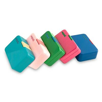 Yumbox MiniSnack 3 Compartment Leakproof Bento Box 5 Colours