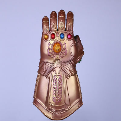 2018 Thanos Infinity Gauntlet Avengers Infinity War Thanos Gloves Cosplay Props