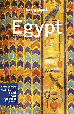 Lonely Planet Egypt 13 Travel Guide 2018 BRAND NEW 9781786575739