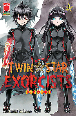 TWIN STAR EXORCISTS N.1-2-3-4-5-6-7-8-9-10-11-12-13-14-15 seq. COMPLETA planet