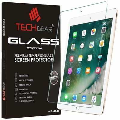 New Apple iPad 9.7 2018/2017 Genuine Tempered Glass Screen Protector Guard Cover