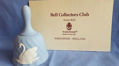 Swan Bell Wedgwood from the Bell Collector Club