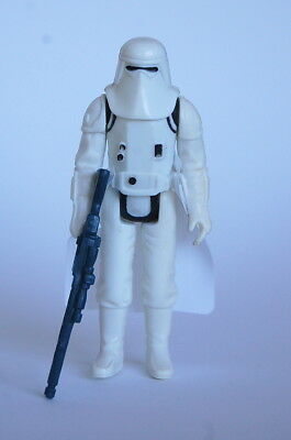 Star Wars Vintage - Imperial Stormtrooper  Hoth  1980 China Raised Bar