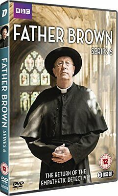 Father Brown Series 6 DVD - Region 2 UK - Postage Free - New/Sealed