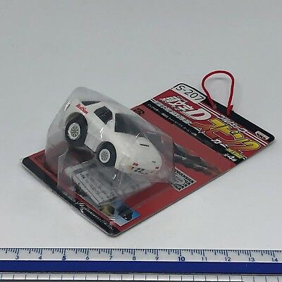 Initial D Mazda RX-7 FC3S Takahashi Ryousuke Pull Back Toy Car W/T S-207
