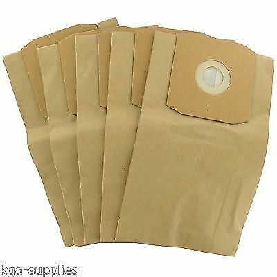 5 Pack Paper Bags For Daewoo RC305, RC310, RC320 Vacuum Cleaner
