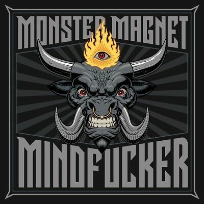 Monster Magnet - MindF**ker [New Vinyl LP] Explicit, Silver