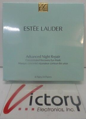 New 4 Pk Estee Lauder Advanced Night Repair - Concentrated Recovery Eye mask