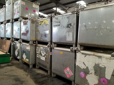 Stainless Steel Totes