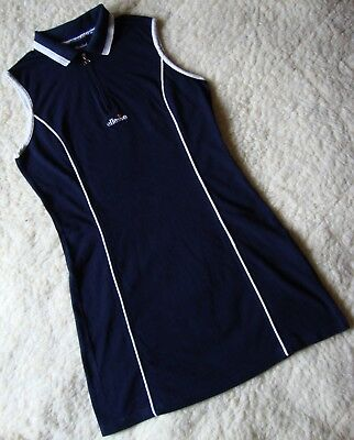 DRESS TENNIS  woman vintage 80's ELLESSE  tg.46-M  Made in Italy   RARE