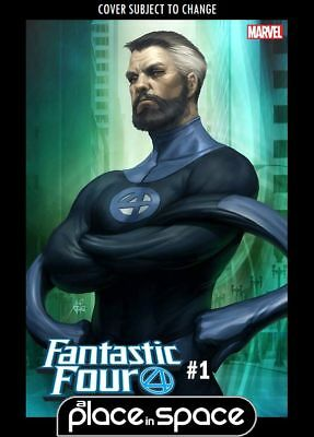 Fantastic Four, Vol. 6 #1E - Artgerm Mr Fantastic Variant (Wk32)