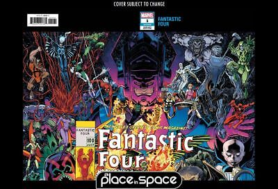 Fantastic Four, Vol. 6 #1C - Art Adams Connecting Variant (Wk32)