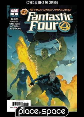 Fantastic Four, Vol. 6 #1A (Wk32)