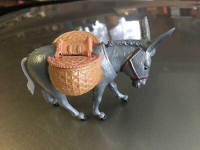 Plastic Donkey Bobble Head / Nodder Made In France